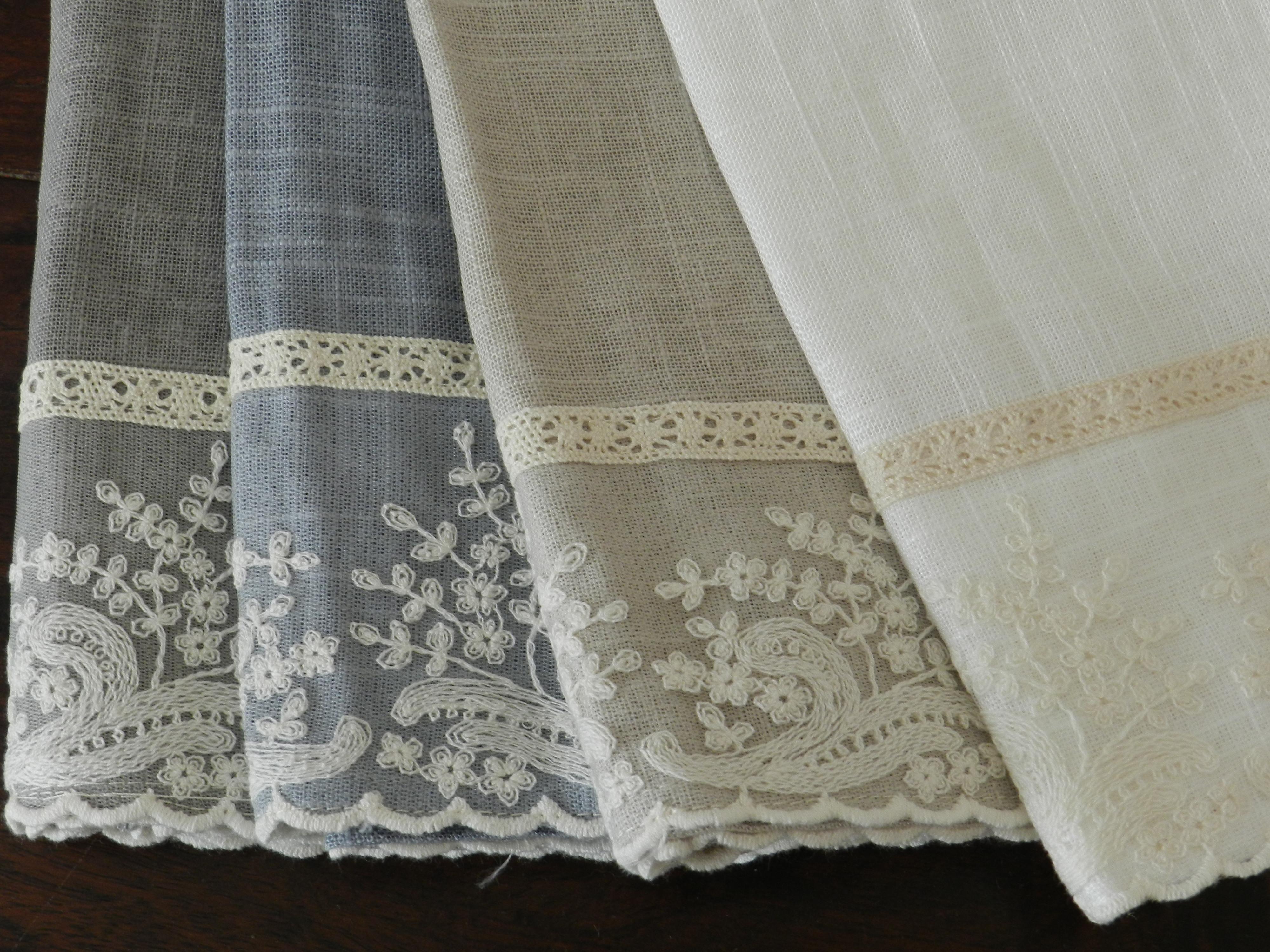 Tischl ufer leinen grey speicher und scheune for Au maison online shop